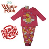 Winnie The Pooh Glow in the Dark 2 Pieces Pyjama set - Baby Girls Clothes