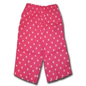 Dotty Pink Girls pants - Baby Girls Clothes