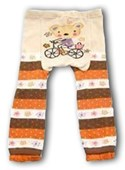Kitty on a bike Leggings/Tights- Babies Accessories