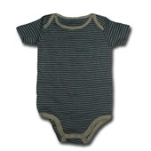 Blue Heaven Stripes Adam & Eve Baby Wear Tag Free Romper - Baby Boy &  Girls Clothes