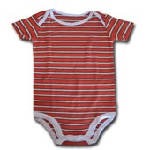 Nemo Stripes Adam & Eve Baby Wear Tag Free Romper - Baby Boys & Baby Girls Clothes
