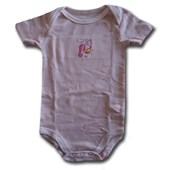 Ballerina Adam & Eve Baby Wear Tag Free Romper - Baby Boys & Baby Girls Clothes