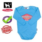 I'm A Little Mambomite - Original & Authentic Mambo Romper - Baby Boys & Baby Girls Clothes