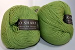 Jo Sharp Mulberry Silk Georgette Pea