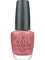 OPI - Nail Lacquer - PINKS - 15ml - Not So Bore-Bora-ing Pink