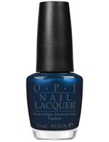 OPI - Nail Lacquer - BLUES - 15ml - Unfor-greta-bly Blue
