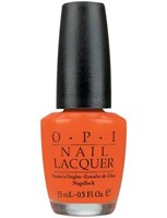 OPI - Nail Lacquer - ORANGES - 15ml - Atomic Orange