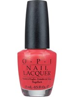 OPI - Nail Lacquer - ORANGES - 15ml - Bright Lights-Big Colour