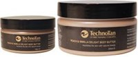 TechnoTan - Body Butter - Peach & Vanilla Delight - 250ml
