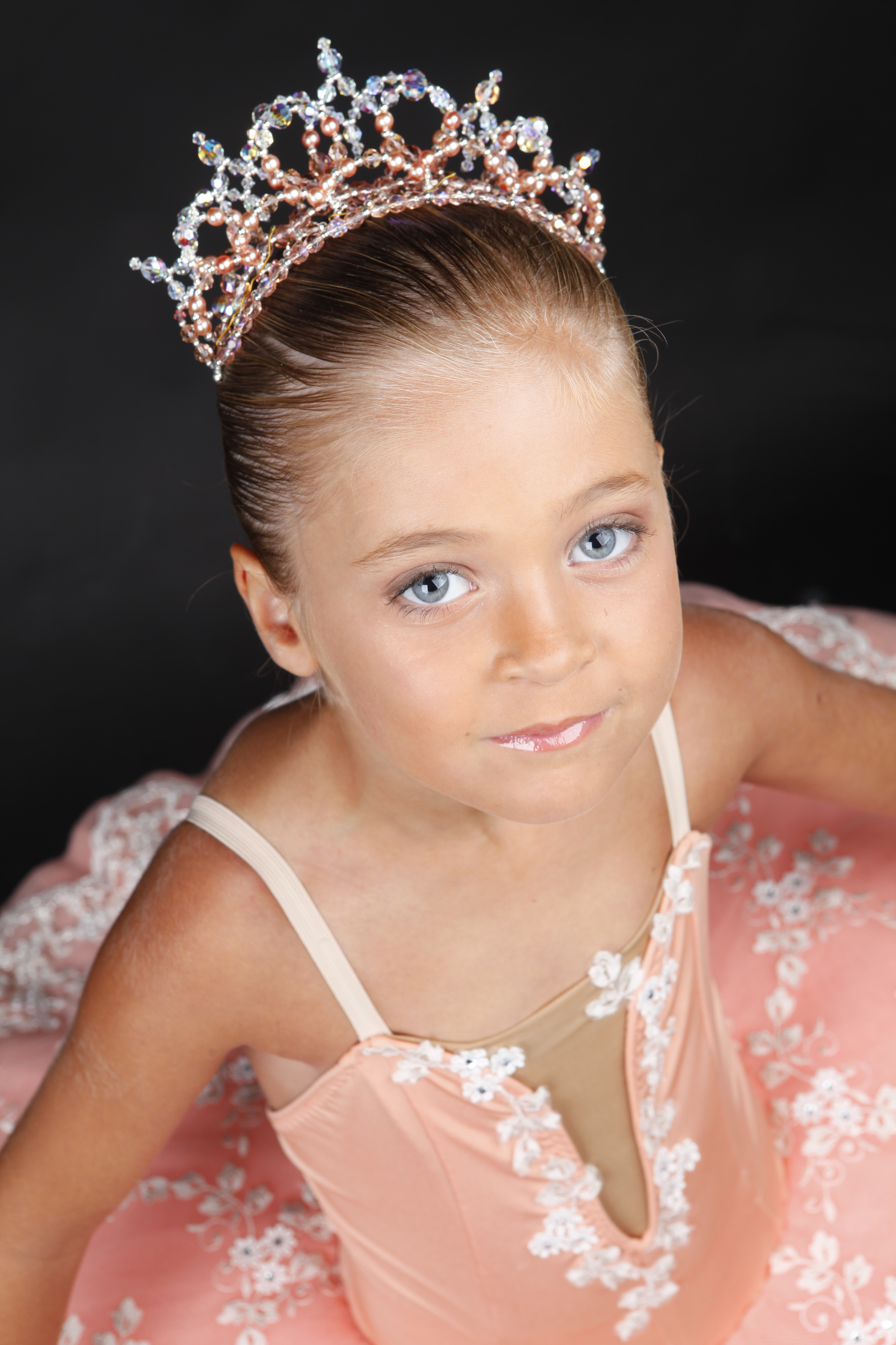 Colour matching our tiaras designs with your tutu