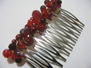 Comb Garden - Ruby Red