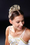 Ballet Crown Tiara Eliza