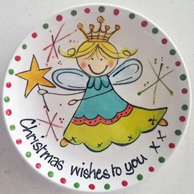 Christmas Fairy Wishes