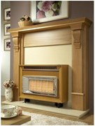 Flavel Misermatic Gas Fire