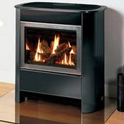 Gazco Manhattan Gas Steel Stove