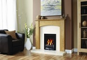 Be Modern Darwin Wooden Fireplace