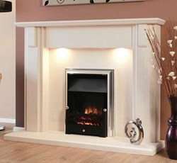 Newman Ourem Fireplace