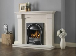 "PureGlow Kingsford 48"" Fireplace"