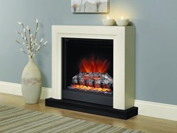 """Be Modern Perthshire 31"""" Electric Frieplace Suite"""