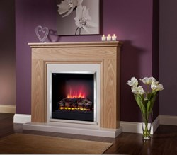 "Be Modern Stanton 46"" Electric Fireplace Suite"