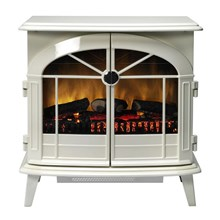 Dimplex Chevalier freestanding cast iron style electric stove