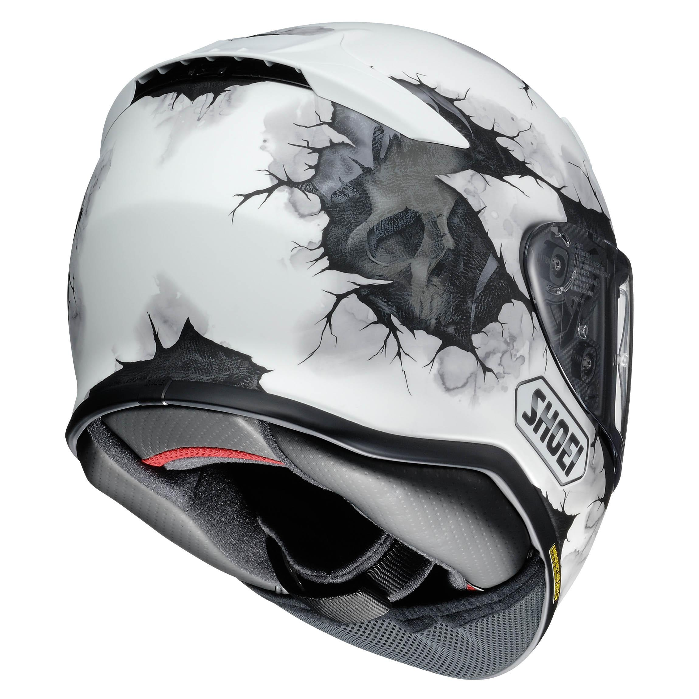 shoei nxr ruts helmet tc 6 white online motorcycle accessories australia scm. Black Bedroom Furniture Sets. Home Design Ideas