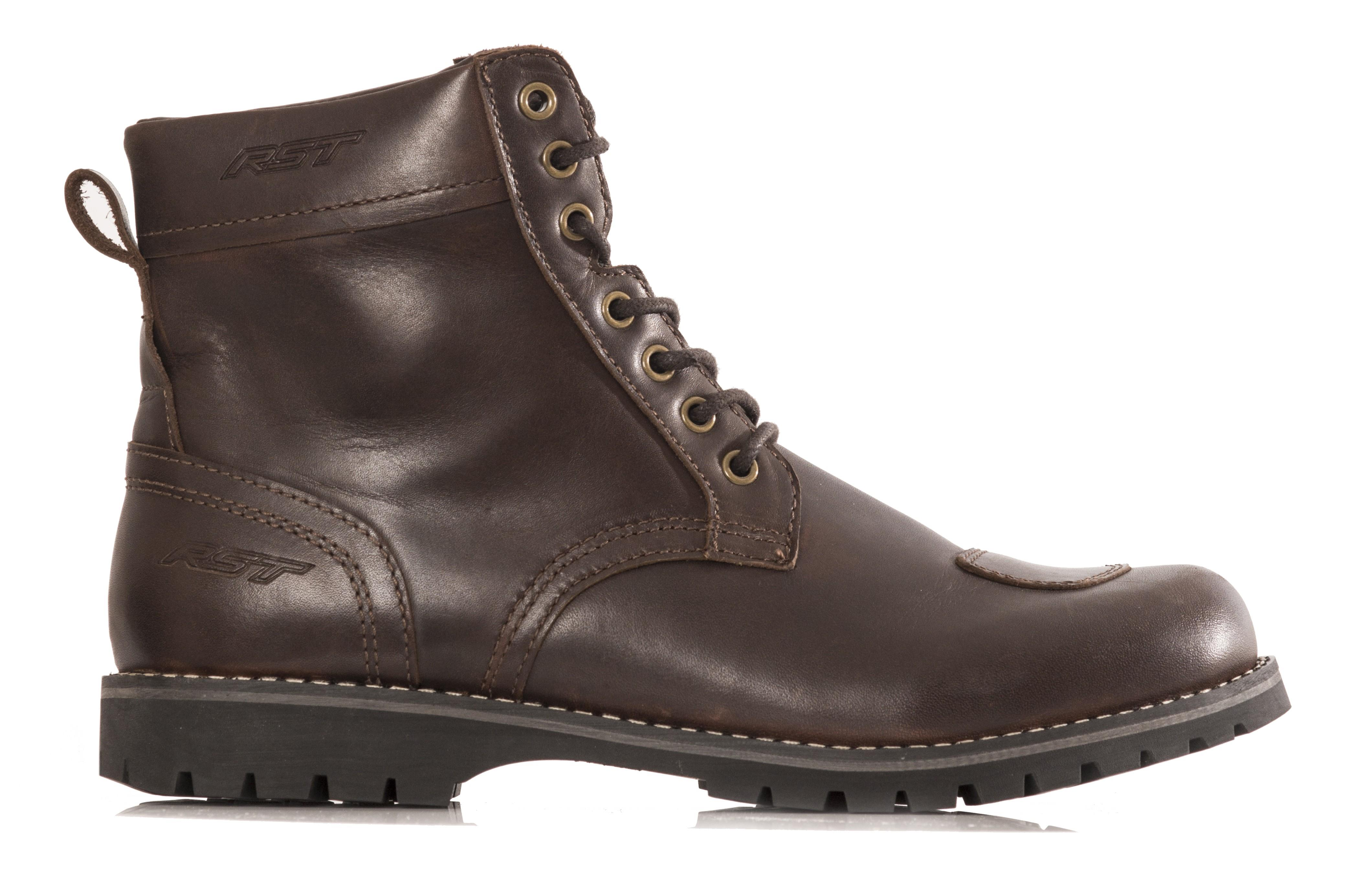 Clearance Rst Roadster Classic Boots Brown Online