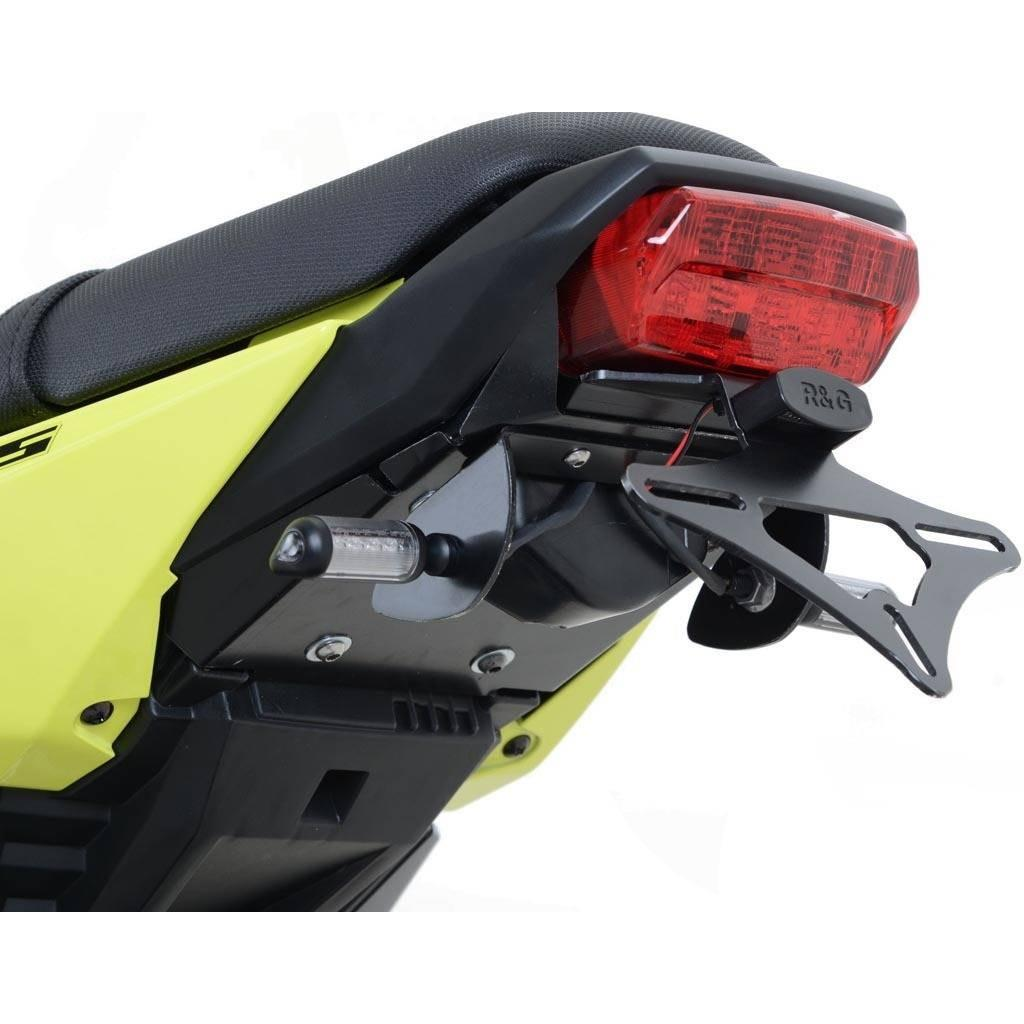 R&G Tail Tidy Fender Eliminator For Honda Grom MXS125 '17-'18 - For Use  With R&G Micro Indicators