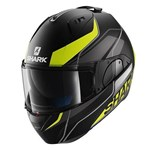 Shark EVO-ONE Krono ECE Helmet - Matt Black/Yellow/White