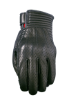 FIVE DAKOTA AIR Motorcycle Glove -  Black Motorcycle Glove -