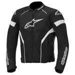 (CLEARANCE) Alpinestars T-GP Plus Textile Jacket - Black