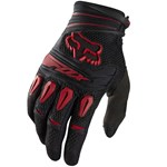(CLEARANCE SALE) - Fox 2014 Pawtector Gloves - Black / Red