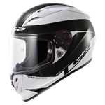 (CLEARANCE SALE) - LS2 FF323 Aarow R Helmet - Comet White/Black