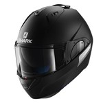 (CLEARANCE) Shark EVO-ONE ECE Helmet - Blank Matt Black
