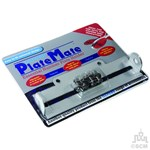 OXFORD FENDER ELIMINATOR PLATE MATE SILVER
