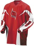 (CLEARANCE SALE) - MSR M9 Axxis Men's MX Jersey - Red - only $10