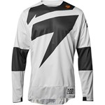 (CLEARANCE) 2018 SHIFT 3LACK LABEL MAINLINE MX JERSEY - LIGHT GREY