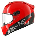 (SHARK CLEARANCE) - Shark Race-R Pro Carbon Racing Helmet - Blank Red