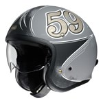 Shoei J.O Gratte-Ciel TC-10 Helmet - Matt Finish