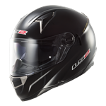(CLEARANCE) - LS2 FT2 FF396 DART Helmet - Solid Black