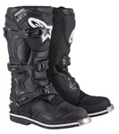 (CLEARANCE SALE) ALPINESTARS 2017 TECH 1 BOOTS - BLACK