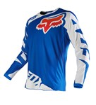 (CLEARANCE SALE) - FOX 2016 180 RACE JERSEY - BLUE