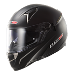 (CLEARANCE SALE) - LS2 FT2 FF396 DART Helmet - Solid Matte Black
