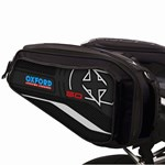 OXFORD X50 PANNIERS 50 LITRE (SOLD AS A PAIR) - BLACK