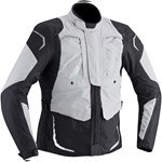 2018 IXON CROSS AIR 2.0 TEXTILE JACKET BLACK/GREY