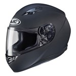 HJC CS-15 Semi Flat Helmet (Black)