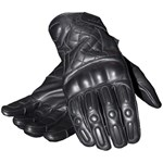 RST Retro Classic Leather Gloves