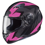 HJC CS-15 Treague MC-8SF Helmet (Pink/Black)