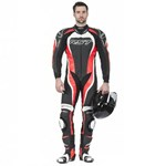 RST TRACTECH EVO II ONE-PIECE SUIT - FLOURO RED