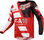 FOX 2018 180 SAYAK YOUTH JERSEY - RED